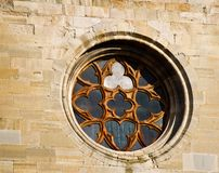 Circular window Stock Photography