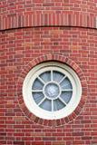 Circular window Stock Image