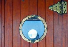 Circular window Stock Photos