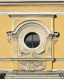 Circular Window Royalty Free Stock Photos