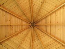 Circular Wood Roof Stock Photos