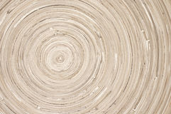 Circular wood texture royalty free stock image
