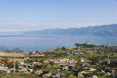 Circum-Baikal Railway Royalty Free Stock Photography
