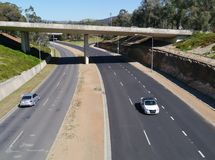 The circumferential drive in Canberra Stock Image