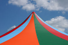 Circus. Tent Royalty Free Stock Image