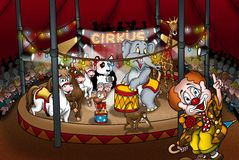 Circus Stock Photography