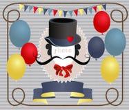 circus Royalty-vrije Stock Afbeeldingen