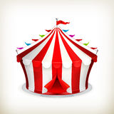 Circus. Computer illustration on white background Stock Photo
