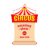 circus stock illustratie