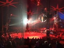 circus Foto de Stock Royalty Free