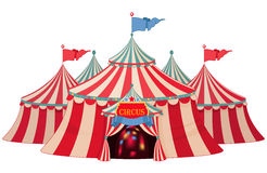circus Stock Afbeelding