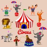 circus Foto de Stock Royalty Free