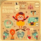 circus illustrazione di stock