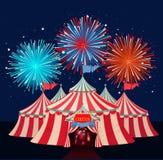 circus illustrazione vettoriale