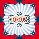 Circus background Royalty Free Stock Images