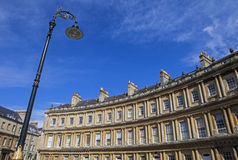 The Circus in Bath Royalty Free Stock Images