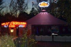 Circus Berousek Royalty-vrije Stock Foto's