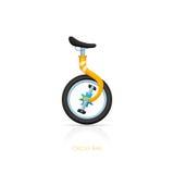 Circus Bike Royalty Free Stock Image
