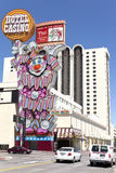 Circus Circus casino hotel, Reno NV. Stock Photo