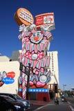 Circus Circus Casino Sign Stock Images