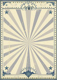 Circus circus vintage poster. A circus vintage poster for your advertising vector illustration