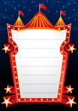 Circus design Royalty Free Stock Photos