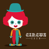 Circus design Royalty Free Stock Photo