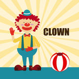 Circus design Royalty Free Stock Photography