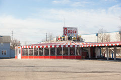 Circus Drive-In Royalty Free Stock Image