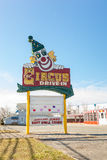 Circus Drive-In Royalty Free Stock Photos