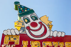Circus Drive-In Stock Photo