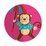 Circus entertainment Stock Photo