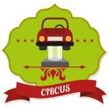 Circus entertainment Stock Photos