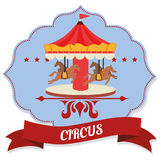 Circus entertainment Stock Photography