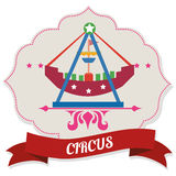 Circus entertainment Royalty Free Stock Image