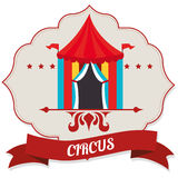 Circus entertainment Royalty Free Stock Photography