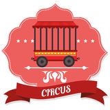 Circus entertainment Stock Image