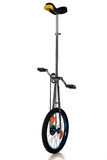 Circus equipment - unicycle Stock Photography