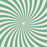 Circus graphic radius effects green retro color and light brown. For comic background. Vector illustration vector illustration