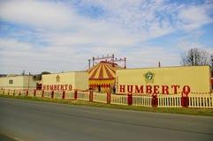 Circus Humberto Royalty Free Stock Images