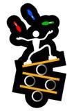 Circus icon Stock Image