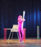 Circus juggler Royalty Free Stock Photos