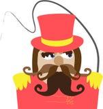 Circus Man Stock Image