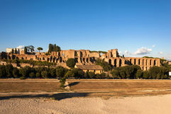 Circus Maximus royalty-vrije stock afbeeldingen