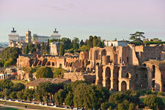 Free Circus Maximus At Sunset, Rome, Italy Royalty Free Stock Photography - 21743917