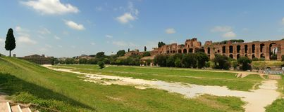 Circus Maximus Stock Photography