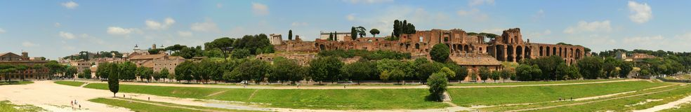 Circus Maximus Stock Photo