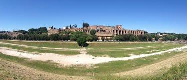 Circus Maximus remains Stock Images