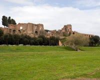 Circus Maximus, Rome, Italy Stock Image