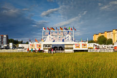 Circus. Stock Image